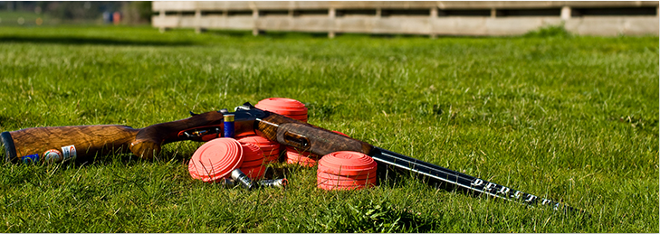 try clay shooting Melbourne